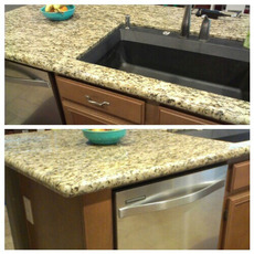 sink and dishwasher clean