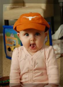 wren in hat
