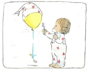 Emily's Balloon Artwork