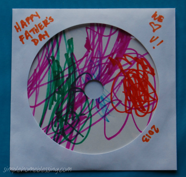 Father's Day CD