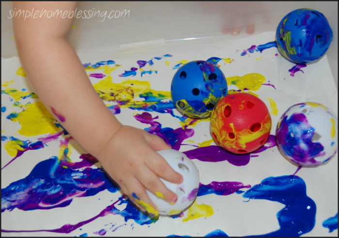wiffle ball painting 2