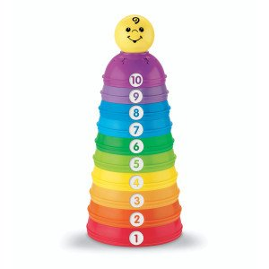 fisher price Ball Stacker perfect for simple baby play