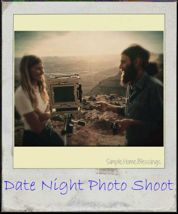 Date Night Photo Shoot
