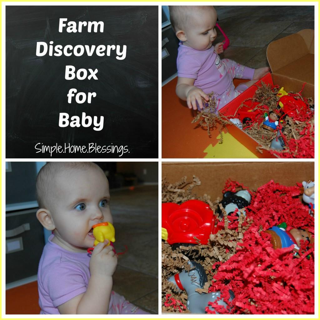 Farm Discovery Box