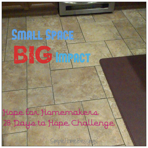 Small Space Big Impact