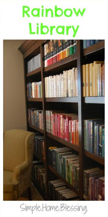 rainbow library task
