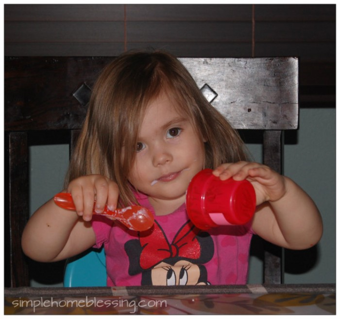 Toddler #TasteOff
