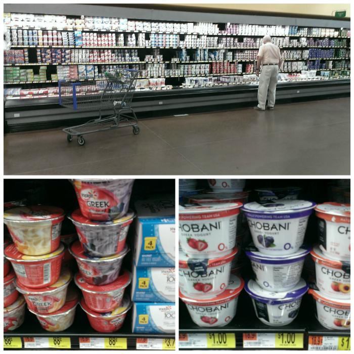yogurt aisle madness