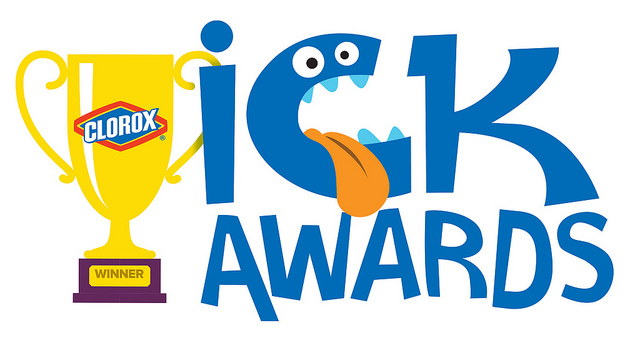 Clorox Ick Awards #ickies