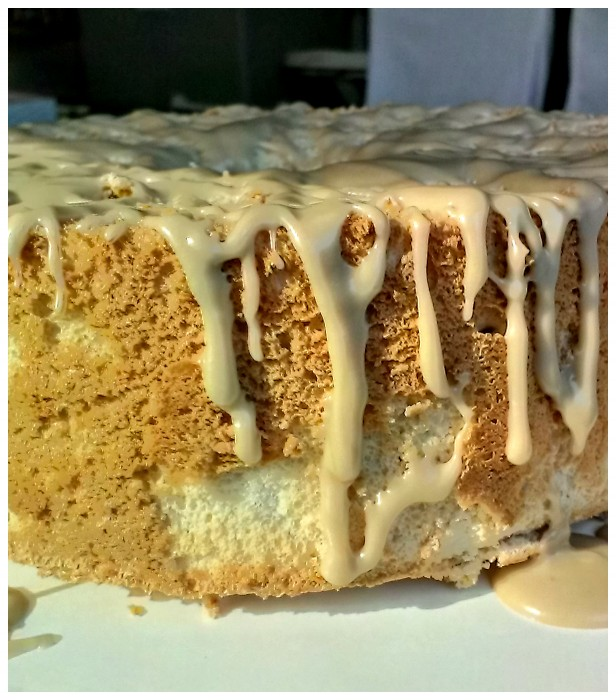 Maple Frosting For Angel Food Cake