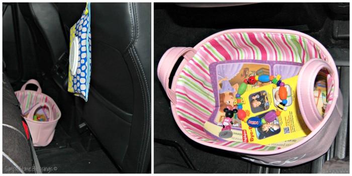 Controlling Car Clutter Designated Car toysbooks