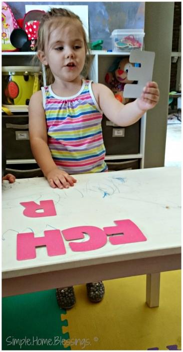 Alphabet Sequencing Activity for Preschool