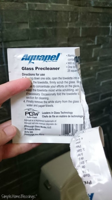 keeping glass shower doors clean from day one