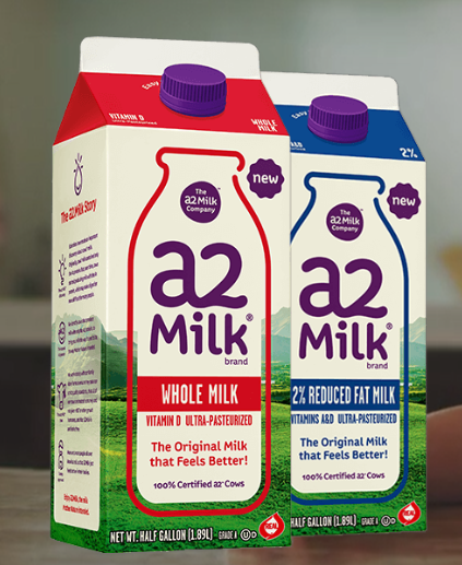 a2 Milk® is the orginal milk, just as nature intended