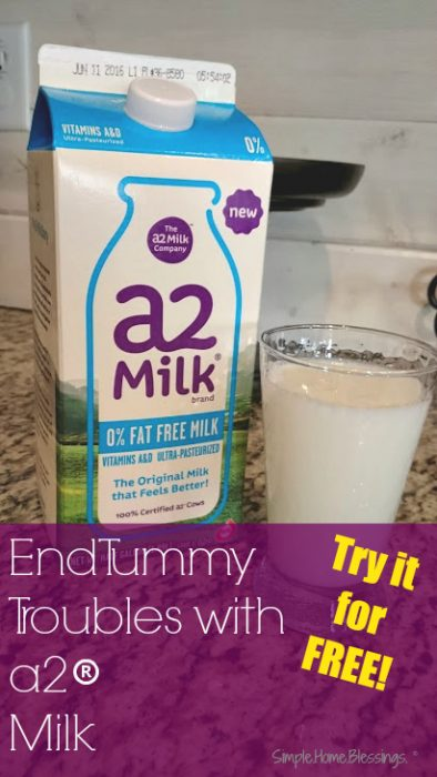 a2 Milk - milk the way mother nature intended, try it for FREE and enter to win a trip to Australia