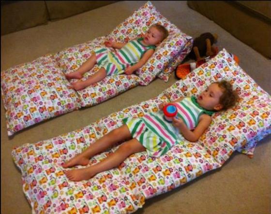 Convertible Pillow Pallet inspiration