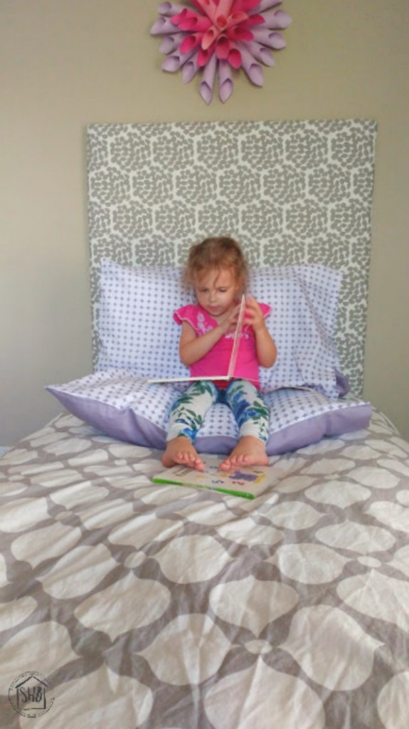 pillow pallet for kids - a simple sewing project your kids will LOVE!