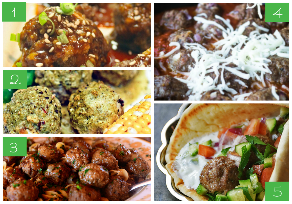 Amazing and simple meatball recipes. Fill the freezer with meatballs. Then make these for fast weeknight dinners.