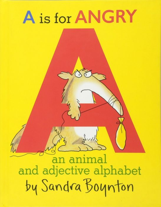 Awesome Alphabet books - a starter kit to help your kid fall in love with the alphabet
