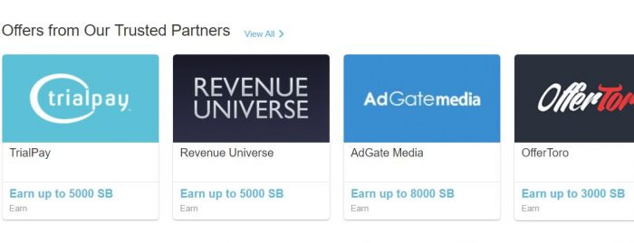Earn Cash with Swagbucks through Daily Discover