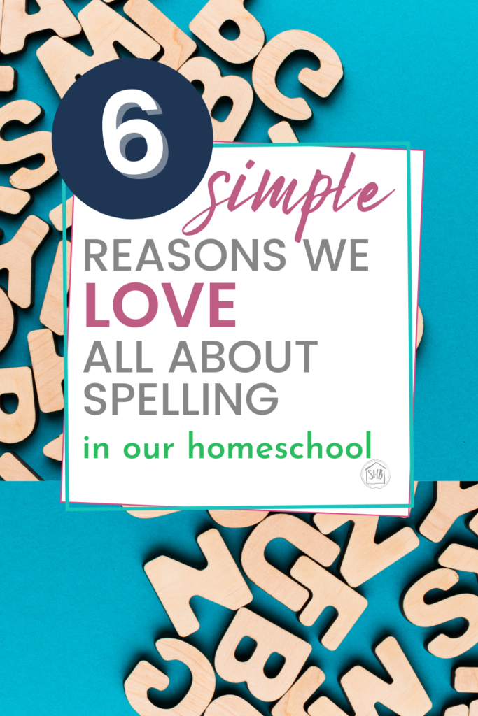 Since we have used the whole program we have lots of reasons to love All About Spelling - here are our simple reasons