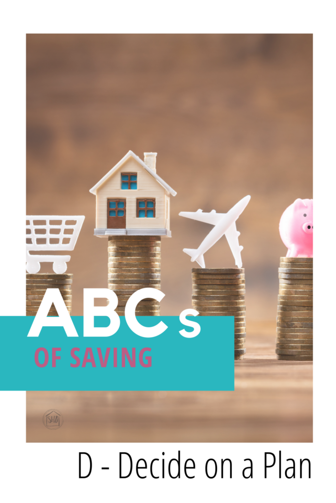 ABCs of Saving - in order to save at the retail stores, you must dedicate yourself to a plan for saving, here are simple tips for saving