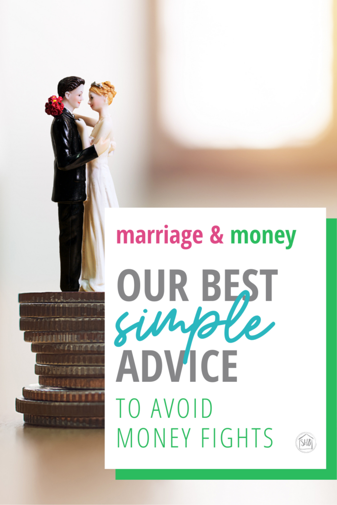 Marriage & Money - our best advice for new couples regarding finances - the most important rule to follow for marriage and money peace