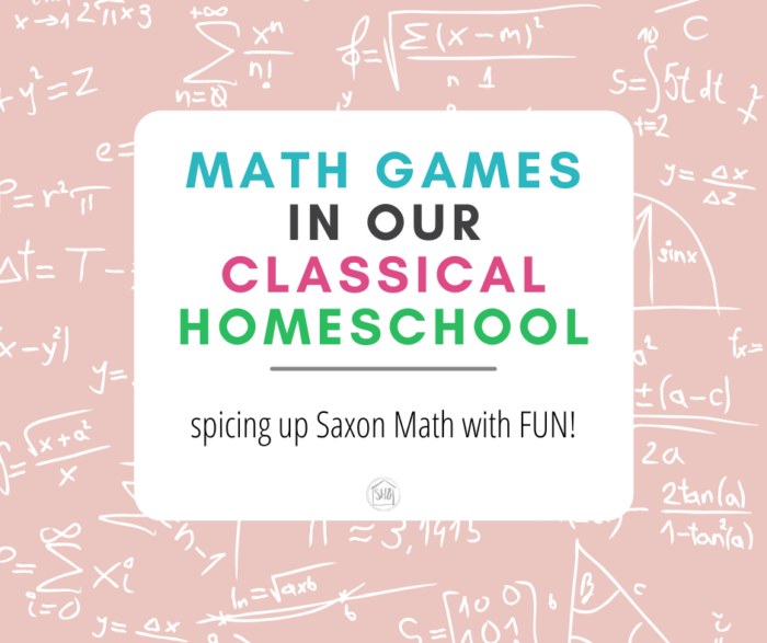 beat the summer math slide with these fun math games to play in your homeschool.  Use them to teach logic and strategy