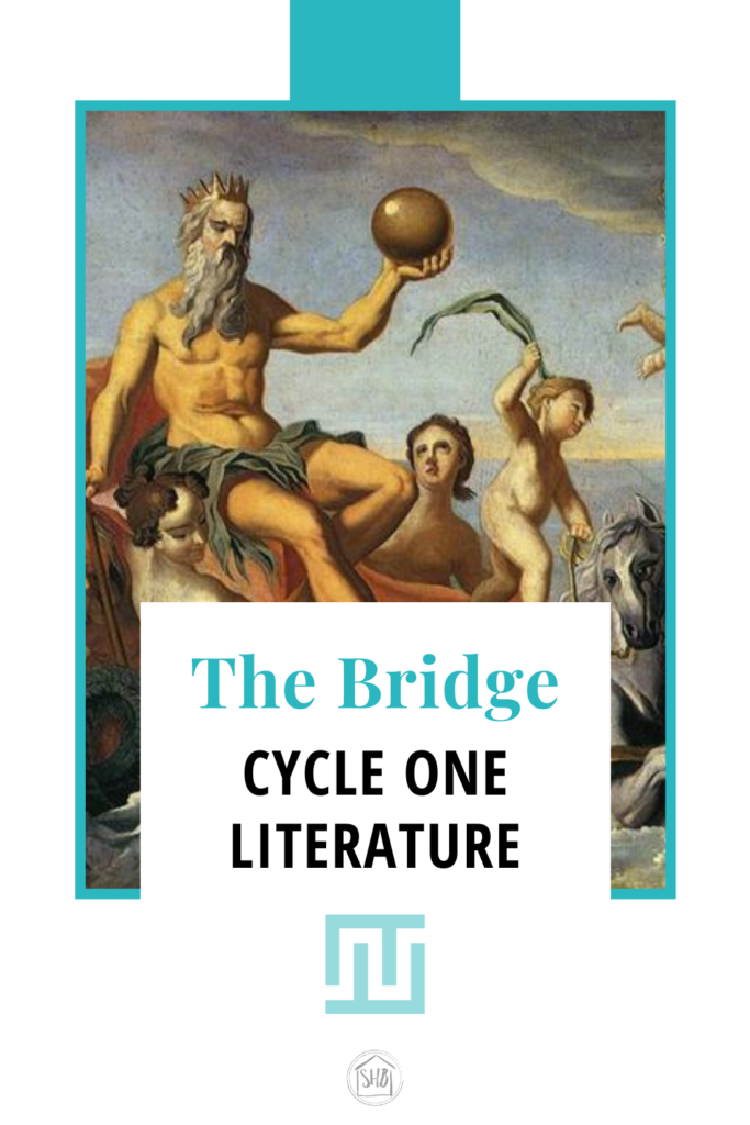 the bridge for upper elementary students between Classical Conversations and Charlotte Mason (Ambleside Online ) Cycle One Literature choices