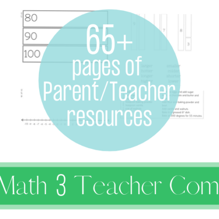 Saxon Math 3 Teacher Companion