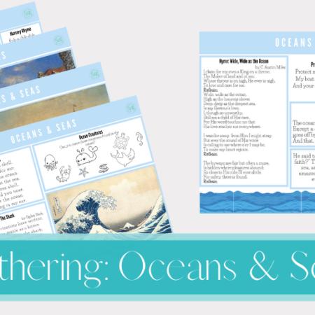 Gathering: Oceans & Seas