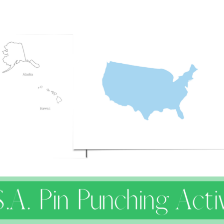 U.S.A. Pin Punching