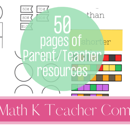 Saxon Math K Teacher Companion