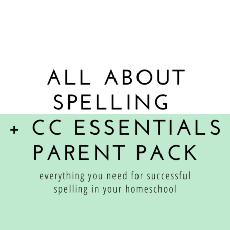 All About Spelling + Essentials Parent Pack