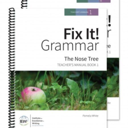 Fix-it Grammar: The Nose Tree