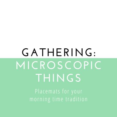 Gathering: Microscopic Things