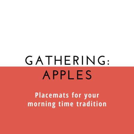 Gathering: Apples