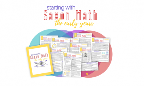 Saxon Math Clickers (2)